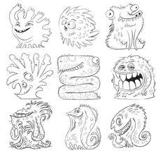 Gerald Guerlais: Morceaux de Microbes.