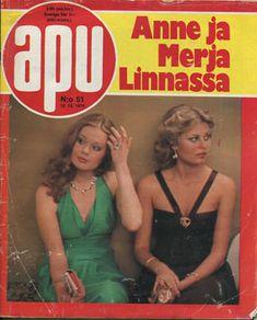 Apu 1975/51, Anne Pohtamo & Merja Tammi