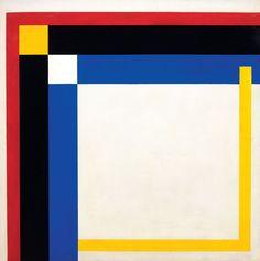 Mauro Reggiani - Composizione n. 15 - Olio su tela - cm. 100x100