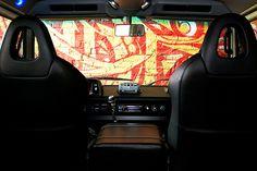 recaro seats in vanagon | Custom Leather Recaro seats instal… | Flickr
