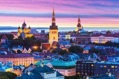 まるでおとぎの国?エストニアの「タリン」が可愛いらしくてとても素敵   tabit [タビット]   上質な旅を愛する人のためのトラベルメディア