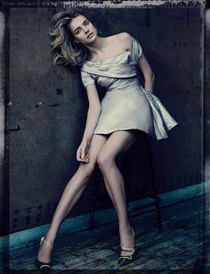 Natalia Vodianova for Dior by Paolo Roversi