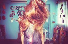 hair & galaxy