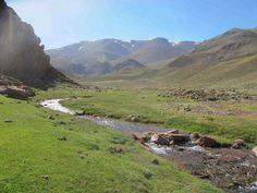 Valle du Dades pastures #morocco #travel #naturalhightravel