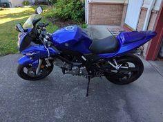 #574720057 Oncedriven 2005 Suzuki SV650 -  Kent, WA