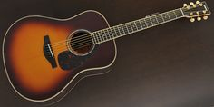 YAMAHA / LL16 ARE BS Acoustic Guitar Free Shipping! δ