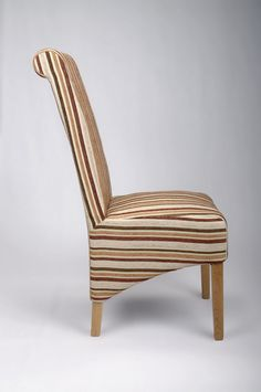 Eton Gold Stripe Dining Chair Capital Chairs Soft Seating Pinterest Stripes And Fabric
