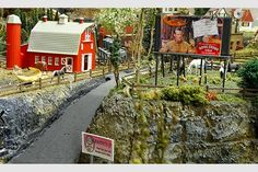 Rick Pfarr's Northern and Western Model Railroad | Gateway NMRA