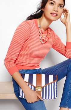 J Crew Outfit Obsession #jcrew #preppy