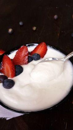 Yaourt au lait de coco : Le B.A BA