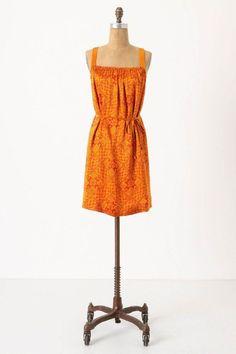 Knitting Patterns Chemise Silk Slip Loungewear Lilka Anthropologie, Sizes M & L  #Anthropologie #BabydollChemise #EverydayGlamour