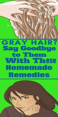 Get Rid of Gray Hair Naturally With These 12 Home Remedies - The Health Resolution Healthy Beauty, Health And Beauty, Herbal Remedies, Natural Remedies, Holistic Remedies, Henna Plant, Home Remedies For Acne, Sleep Remedies, Cold Remedies