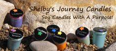 Shelby's Journey Candles - Soy Candles With A Purpose