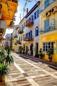 Nafplio, Greece | Ioannis D. Giannakopoulos | Flickr