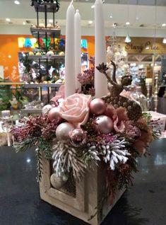 Christmas Wreaths, Christmas Tree, Table Decorations, Holiday Decor, Furniture, Home Decor, Teal Christmas Tree, Decoration Home, Room Decor