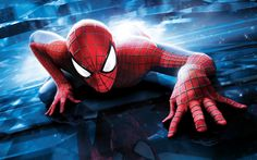 Spiderman - This HD Spiderman wallpaper is based on The Amazing Spider-Man 2 Movie. It released on N/A and starring Andrew Garfield, Emma Stone, Jamie Foxx, Paul Giamatti. The storyline of this Action, Adventure, Sci-Fi Movie is about: When New York is put under siege by Oscorp, it is up to Spider-Man to... - http://muviwallpapers.com/spiderman.html #Spiderman #Movies