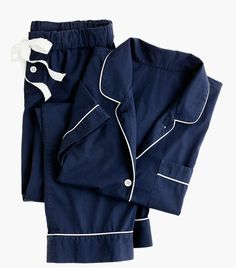 Shop the Vintage short-sleeve pajama set at J.Crew and see the entire selection of Women's Pajamas & Intimates. Find Women's clothing & accessories at J. J Crew Pajamas, Cute Pajamas, Satin Pyjama Set, Pajama Set, Pajamas For Teens, Bride Dressing Gown, Sleepwear Women, Women's Sleepwear, Women's Loungewear