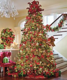 Our Glad Tidings Tree: Tradition with a Twist | Frontgate Blog