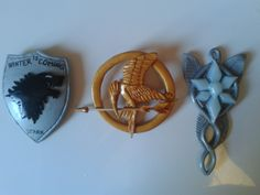 Game of Thrones hunger games Lord of the ring fimo pâte polymère polymer clay péché gourmand