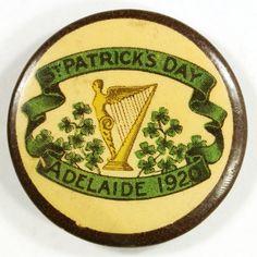 1920 St. Patricks Day Adelaide