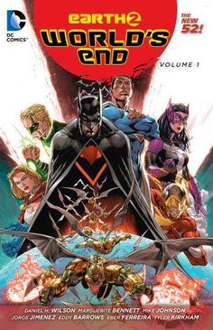 In the infinite vastness of the Multiverse there exists a world much like our own, with heroes and villains different from the ones we know, yet strangely familiar. Together, the heroes of Earth 2 bat