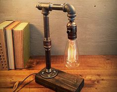 Lighting Designer industriale di EBE Steampunk di EmmasByEmma
