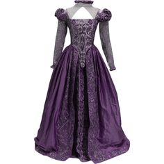 Shakespeare In Love Dress - edited by thestars-themoon ❤ liked on Polyvore featuring dresses