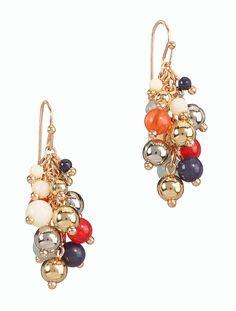 Bauble Earrings - Talbots
