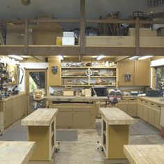 Workshop Designs and Ideas | Workshop Design – Layouts & Tips for ...