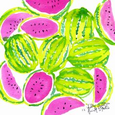 Juicy secret: only five days until National Wear Your Lilly Day #lilly5x5