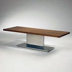 designer Warren Platner's classic american modernism