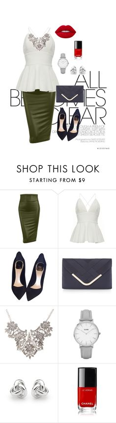 """""""style"""" by angelika-levantsova on Polyvore featuring мода, LE3NO, Christian Dior, Accessorize, Topshop, Georgini и Lime Crime"""