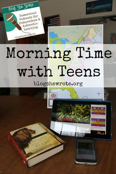 Blog, She Spoke 3: Morning Time with Teens