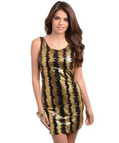 http://womenandprison.com/2luv-women-s-v-back-sequin-stripe-mini-dress-p-291.html