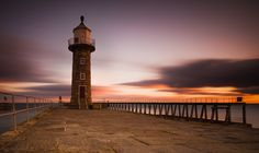 https://flic.kr/p/LeFXEH | Whitby Sunrise #2 | A long exposure at the very famous Yorkshire seaside town of Whitby.