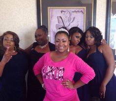 Bridal party makeover