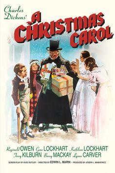 A Christmas Carol - Edwin L. Marin | Drama |299692078: A Christmas Carol - Edwin L. Marin | Drama |299692078 #Drama