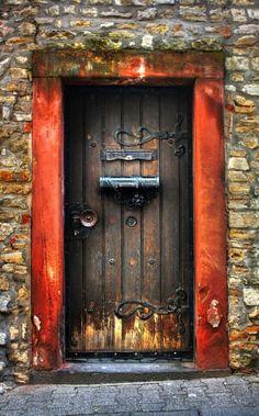 Door to never where . . ..
