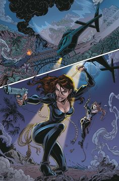 Danger Girl Mayday issue 4