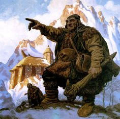 hill giant - Google Search