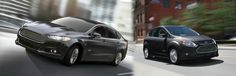 The 2015 Ford Fusion is one of the most fuel efficient vehicles currently on the market.