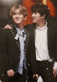 Chanbaek #EXO