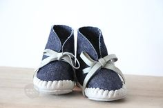 MUST-HAVE BABY SHOES: DONSJE DENIM | UrbanMoms.nl