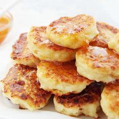 Beignets de farine de maïs