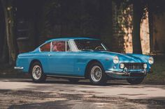 In 1960, a very special Ferrari took to the field at the 24 Hours of Le Mans — not as a race car, but as...