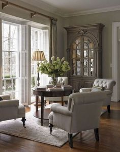 80+ Amazing French Country Living Room Decor Ideas #livingroomideas #livingroomdecor #livingroomfurniture