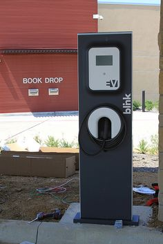 Electric Vehicle Charging Stations Electric Car News, Electric Vehicle, Electric Station, Gas Station, Electric Car Conversion, Ev Charger, Car Charging Stations, Power Cars, Sustainable Energy