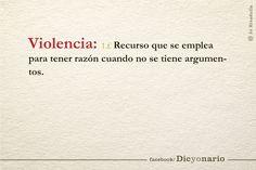 """""""La violencia es el ultimo recurso de los incompetentes"""" -Isaac Asimov"""
