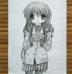 Sketch with Clannad anime クラナドアニメ Ibuko Fuki ⭐ 伊吹風子 11 September 2016  #sketch #draw #drawing #pencils #manga #anime #pencil #art #paper #animegirl #アニメ #otaku #artist #artwork #cute #animelover #animeworld #pencildrawing #pencilart #かわいい #clannadafterstory #clannad #animeart #artlovers  #galleryart #ig_artistry #sketch_daily #artistic_share #instaart #artstagram