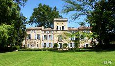 Château des Barrenques  - au nord du Vaucluse, Provence